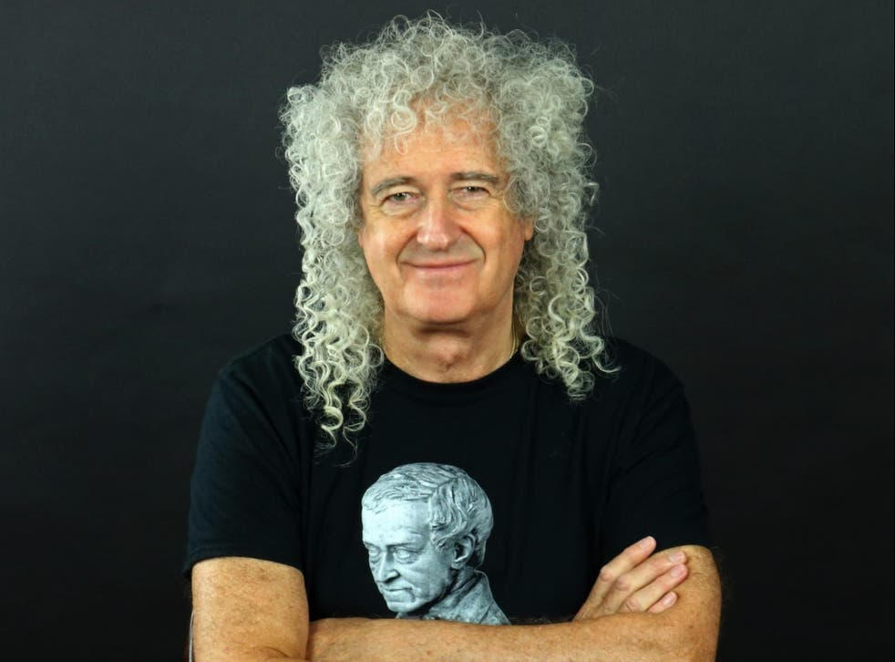 <p>Brian May: 'I think it would have been impossible for anyone to make worse decisions than Boris Johnson'</p>