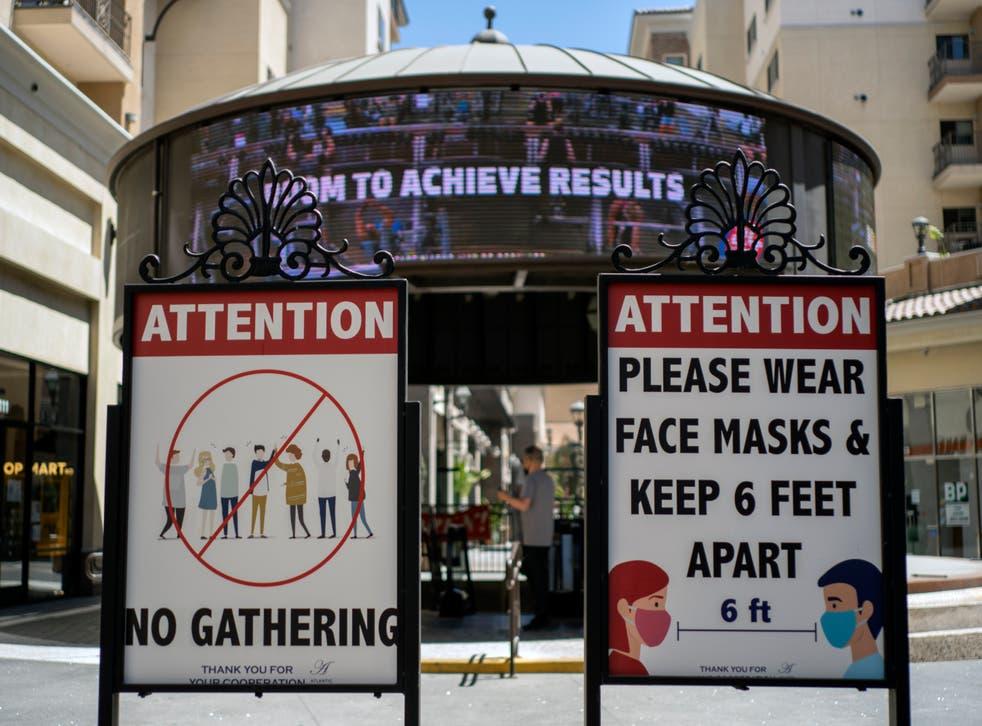 Virus Outbreak-Mask Mandates