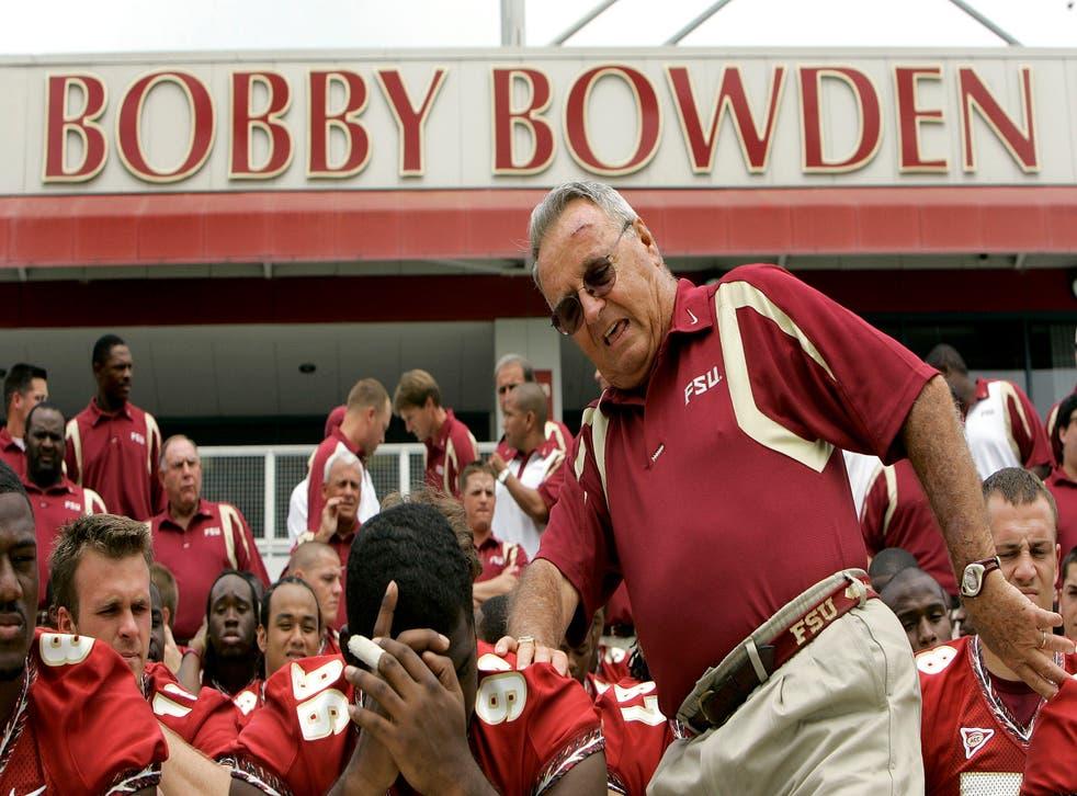 Football Obit Bobby Bowden