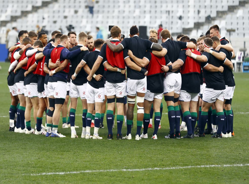The Lions tour ended in disappointment for Warren Gatland's team (Steve Haag/PA)
