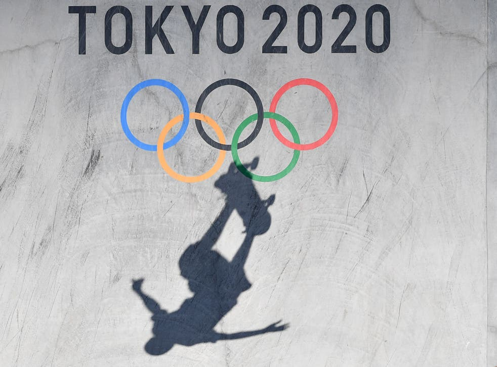 <p>File. A rider competes during the Tokyo 2020 Olympic Games at Ariake Sports Park Skateboarding in Tokyo on 5 August, 2021. - North Korea state television has aired first coverage of the Tokyo Olympic Games two days after the closing ceremony</p>