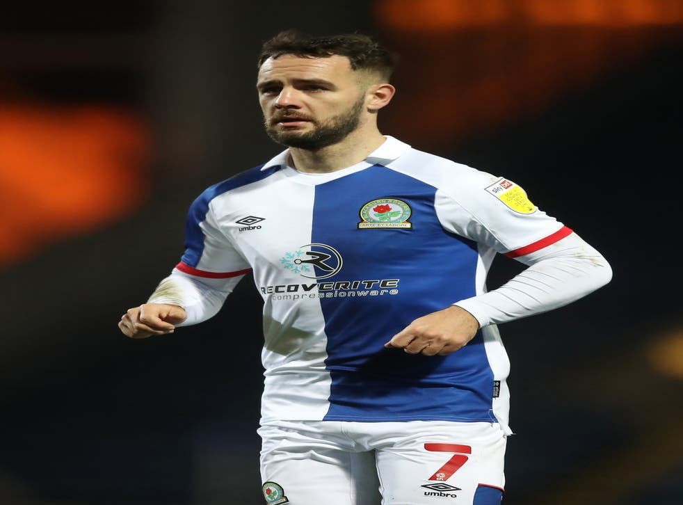Adam Armstrong looks set to leave Blackburn for Southampton after the two clubs agreed a fee for the striker. (Martin Rickett/PA)