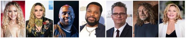 Celebrity Birthdays - Aug. 15-21