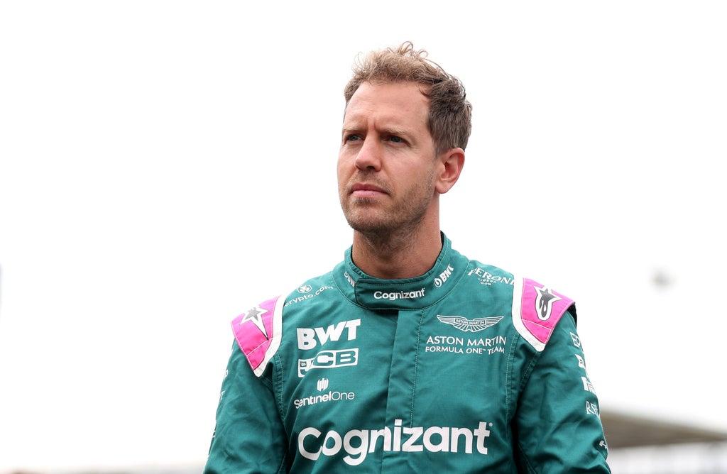 F1: Aston Martin's request for review of Sebastian Vettel disqualification dismissed