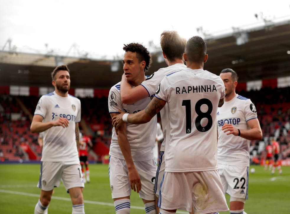 <p>Leeds had an impressive campaign last season after being promoted in 2020</p>