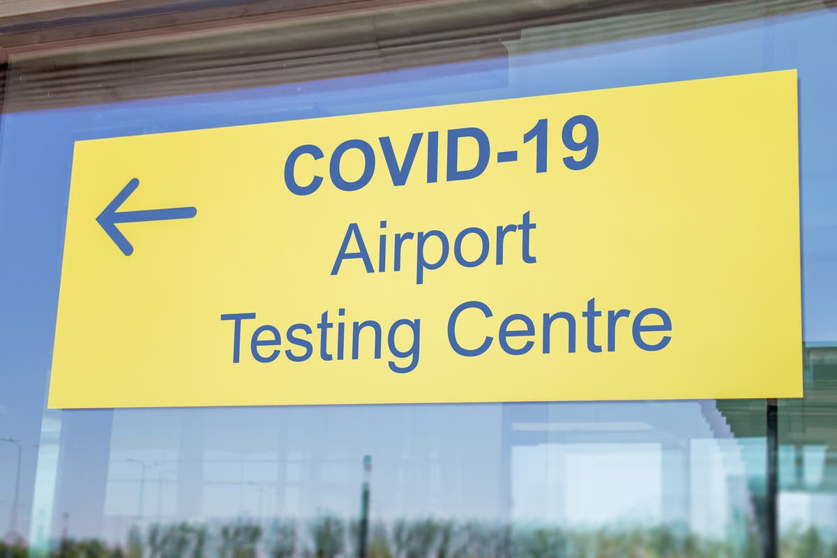 Tests for travel cost five times the price of return flights to ...