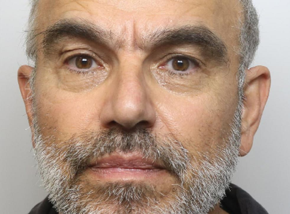 <p>Martin Stone, 62, from Israel, was jailed less than 24 hours after police caught him filming up a woman's skirt in Bank underground station in London</p>