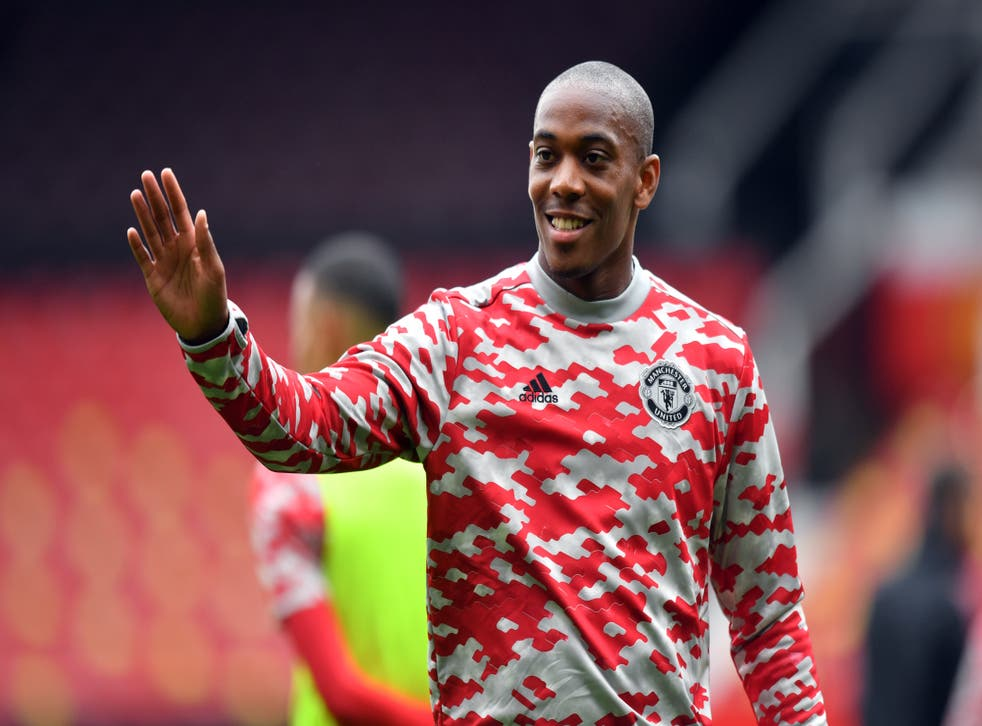 Anthony Martial has been linked with a move to Inter Milan (Anthony Devlin/PA)