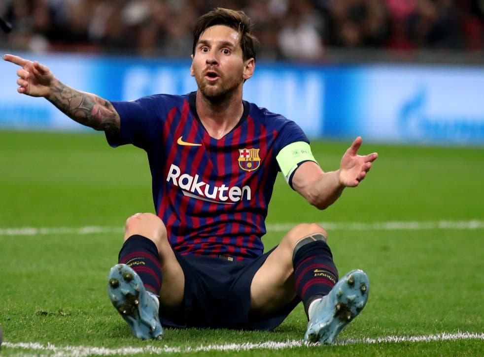 Messi has joined PSG (Nick Potts/PA)