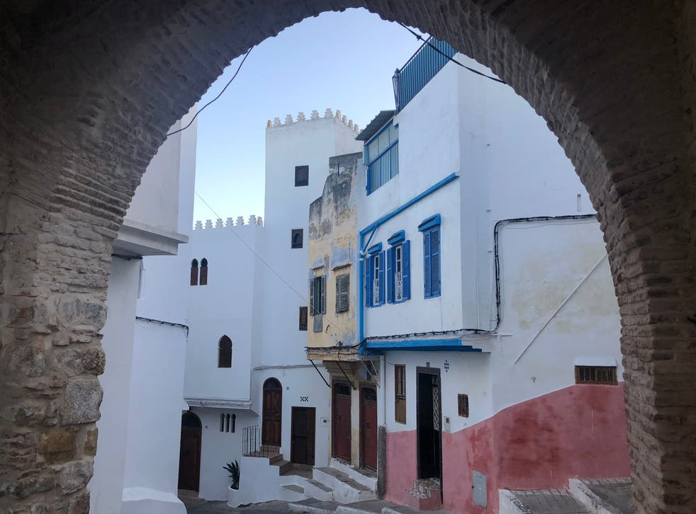 <p>Rock the Kasbah: Tangier is back on the map </p>