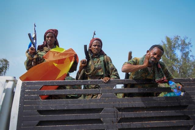 Ethiopia Tigray Crisis AP Interview