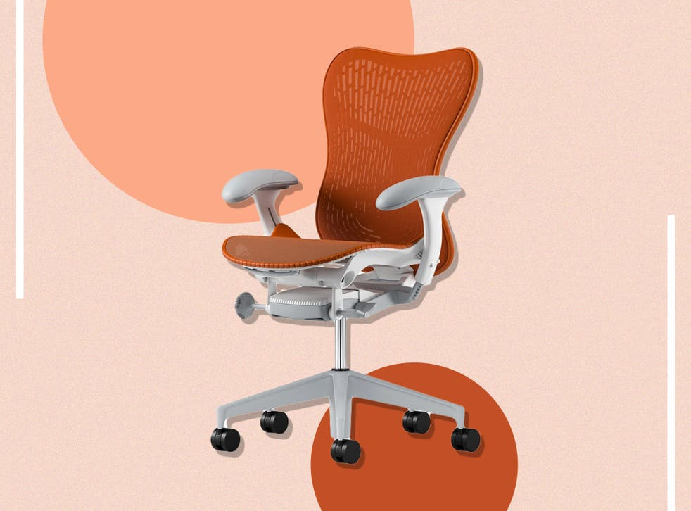 <p>Its ergonomic design and modern looks make this a near perfect sitting machine if you're working from home  </p>
