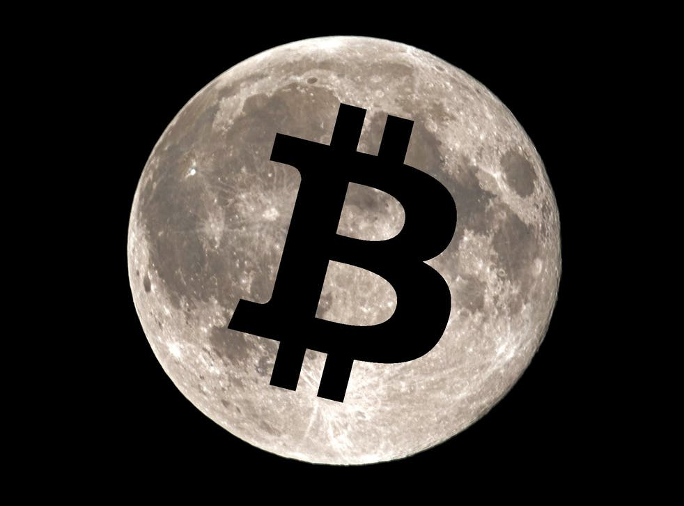 <p>Bitcoin advocates hope its price could head 'to the Moon' in 2021</p>