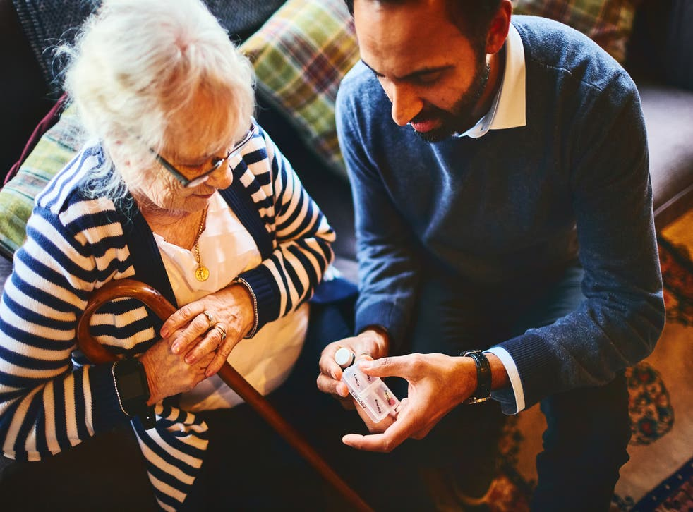 <p>Care homes need support from government </p>