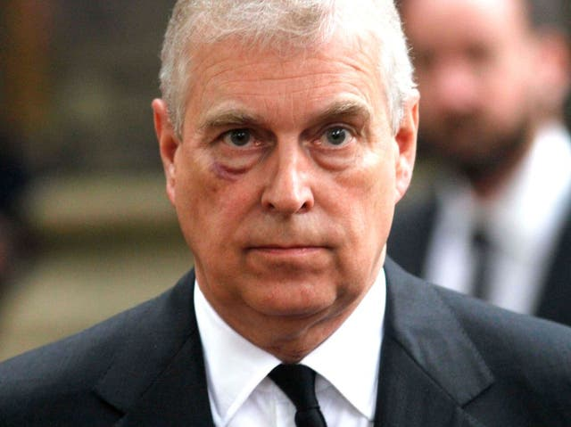 <p>Prince Andrew has 'stepped back' from royal duties</p>