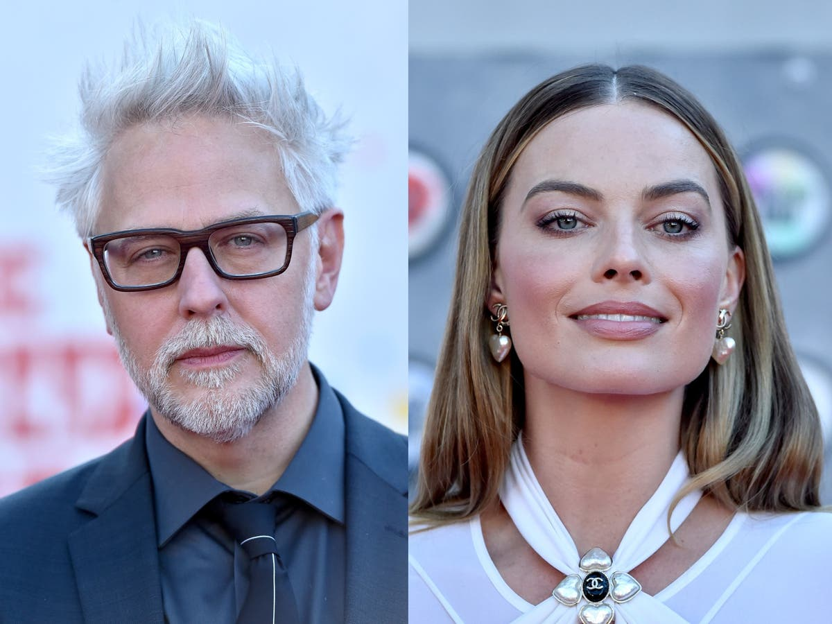 James Gunn reveals Love Island-themed present Margot Robbie gave him