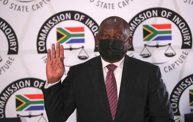 South Africa Inquiry Commission