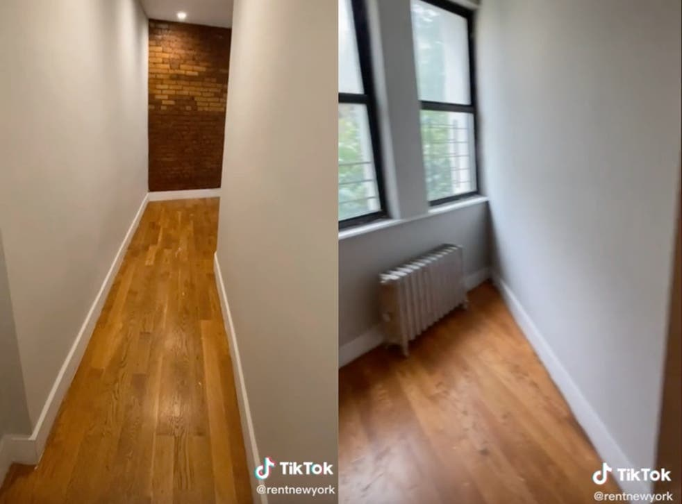 <p>New York City apartment goes viral for horrible layout</p>