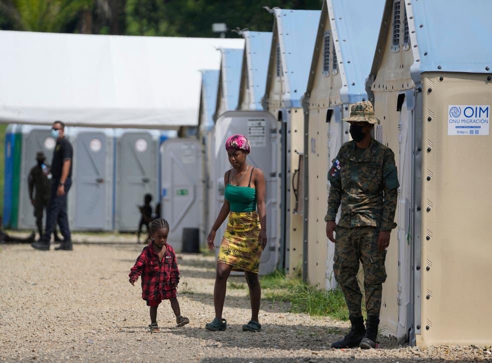 Panama Migrants