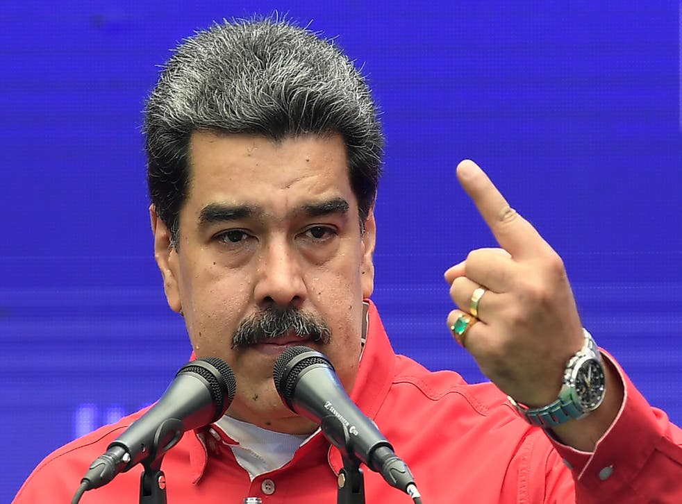 Venezuela Party Elections