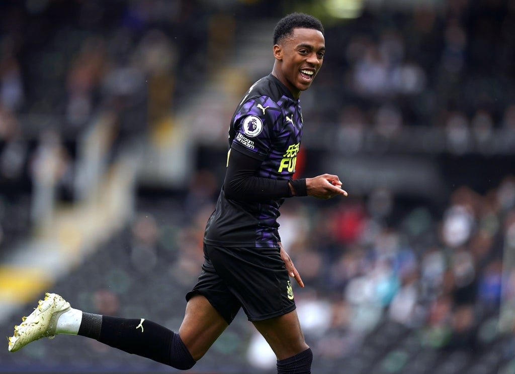 Joe Willock set for Newcastle medical ahead of £25m transfer from Arsenal