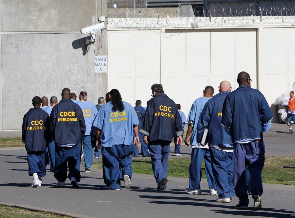 Marijuana California Prisons