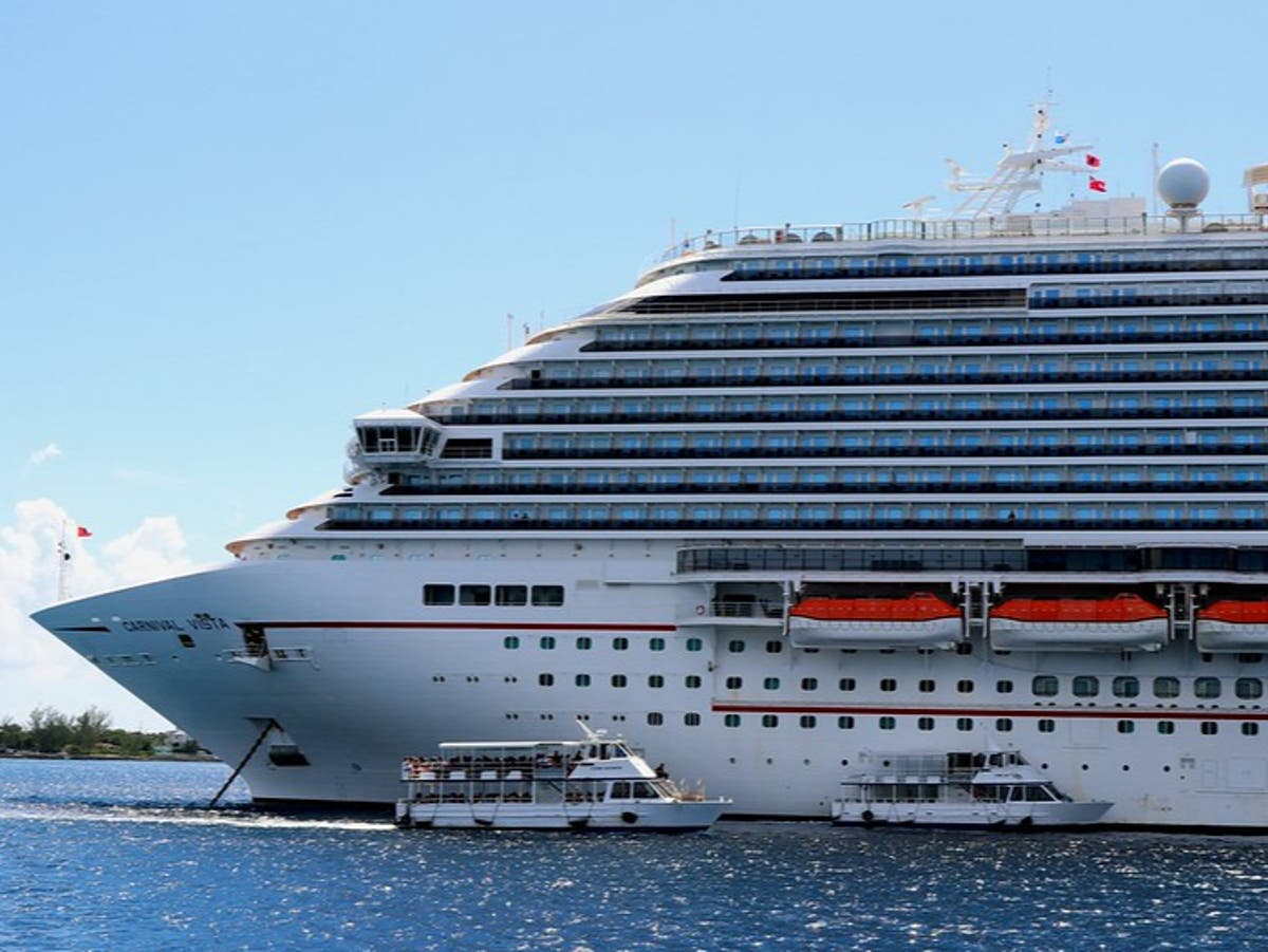 Twenty seven passengers catch Covid on cruise