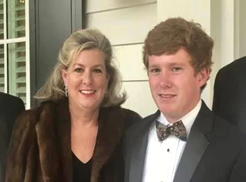 <p>File: Alex Murdaugh's wife and son, Maggie (L) and Paul (R) were killed at their Islandton estate</p>