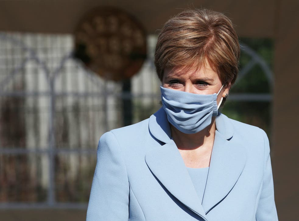 <p>Nicola Sturgeon has said Scotland will play its 'full part' in helping refugees fleeing Afghanistan</p>