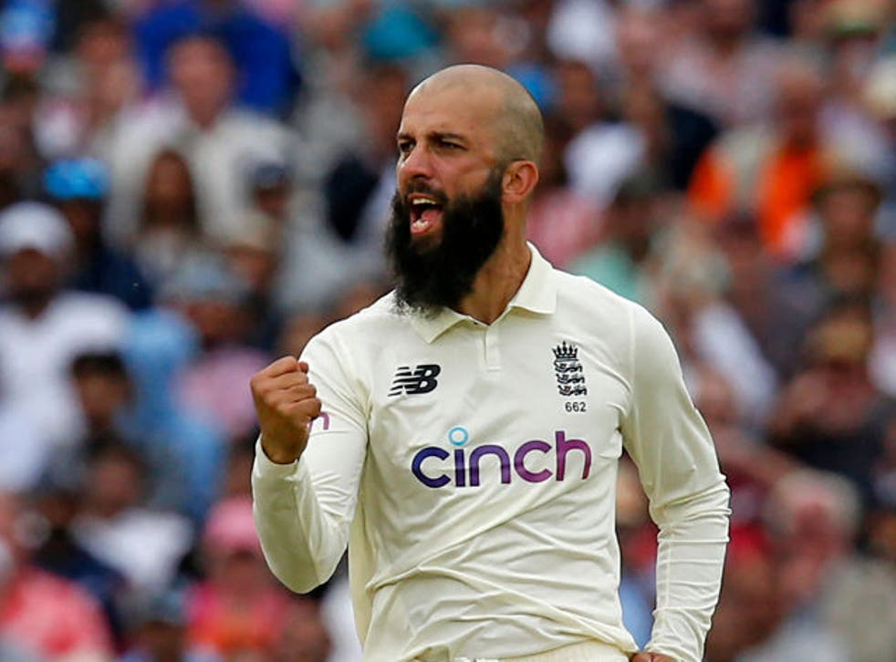 <p>Moeen Ali will be vice-captain for the fourth Test </p>