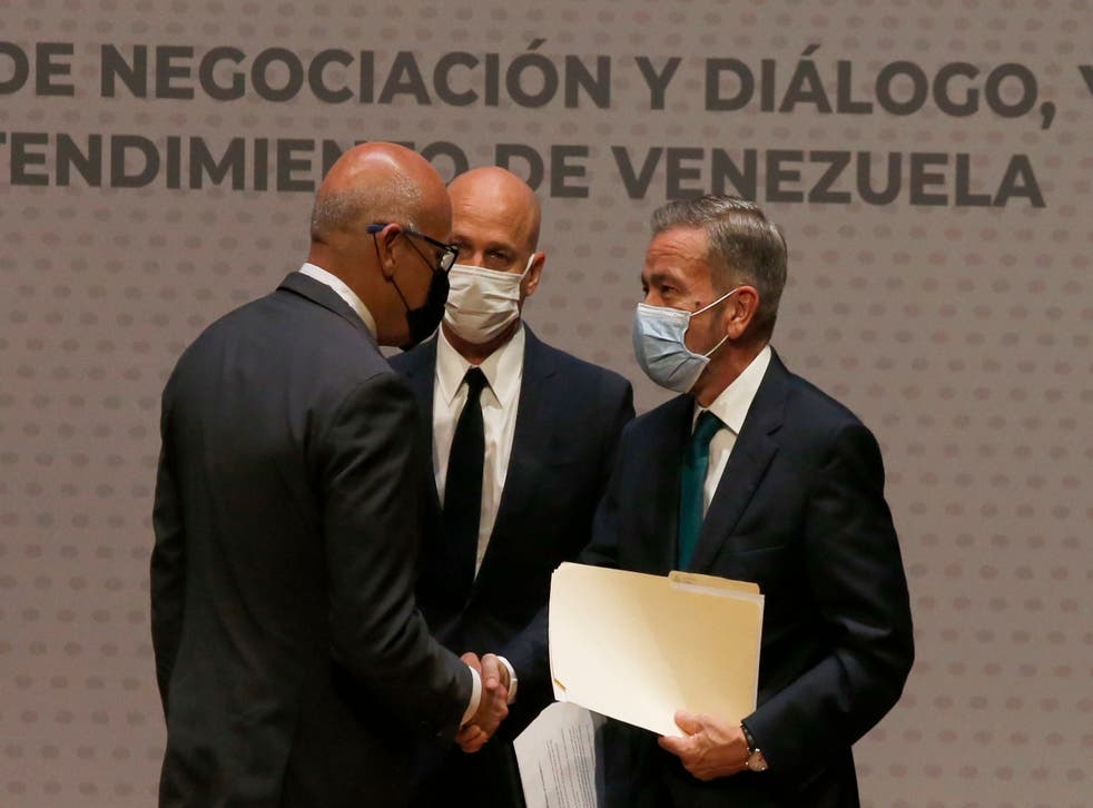 MEXICO-VENEZUELA-DIALOGO