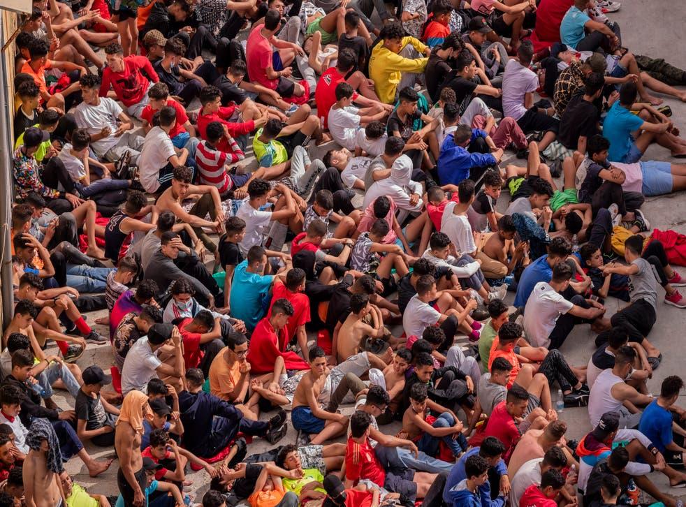 EU Migration Spain