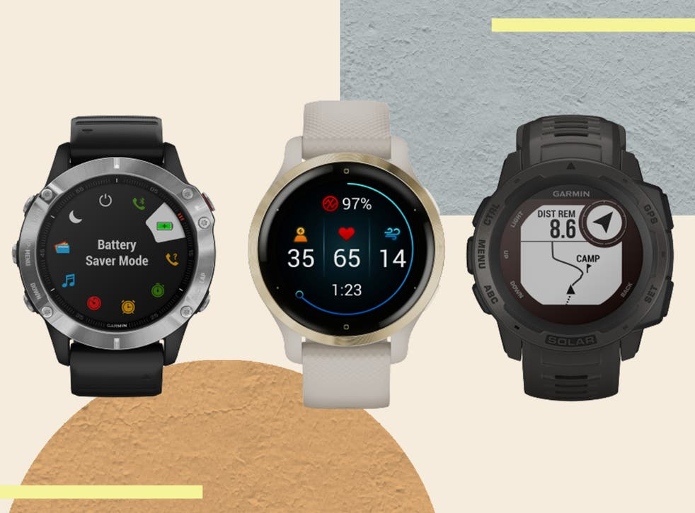 <p>The leading brand has a whole host of wearables for tracking everything  from stress levels to mensuration</p>