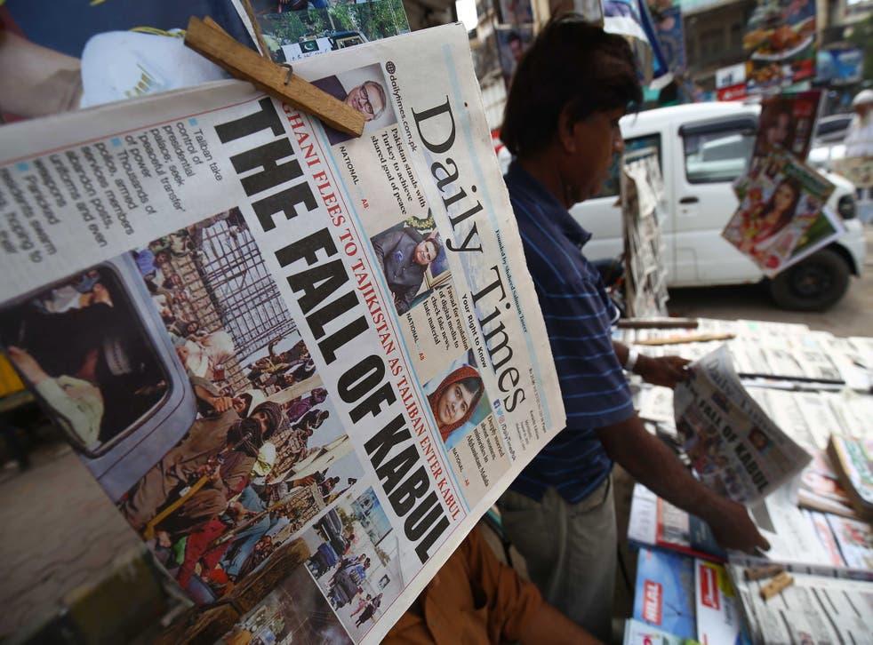 <p>La toma de Afganistán por los talibanes ha ocasionado un sinfín de reacciones en el mundo. </p>