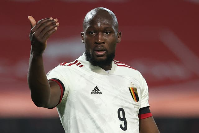 """Romelu Lukaku, pictured, has pledged to prove himself the """"complete"""" striker on his return to Chelsea (PA)"""