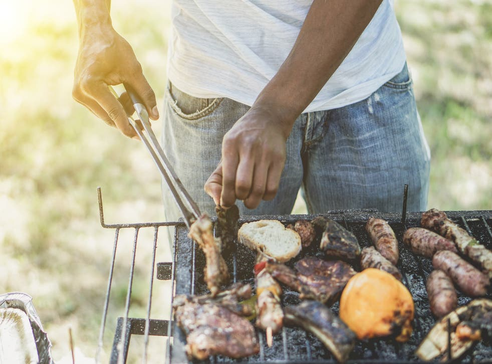 <p>There are signs in the US that the black barbecuer is  beginning to get racial justice </p>
