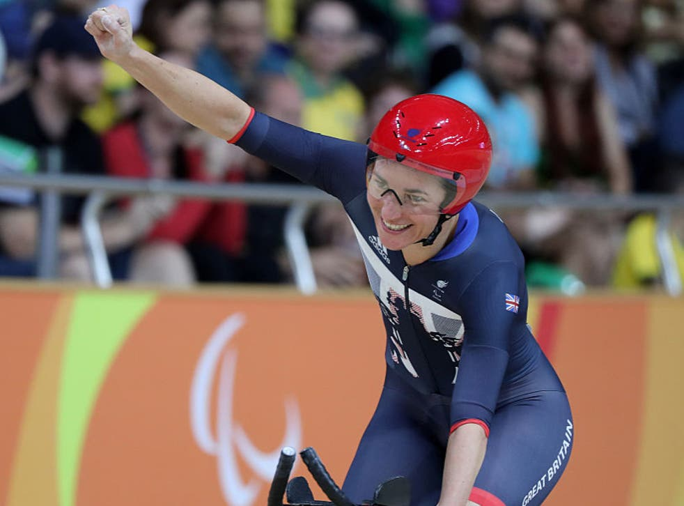 <p>British cyclist Sarah Storey is going for a 15th gold medal at the Tokyo Games </p>