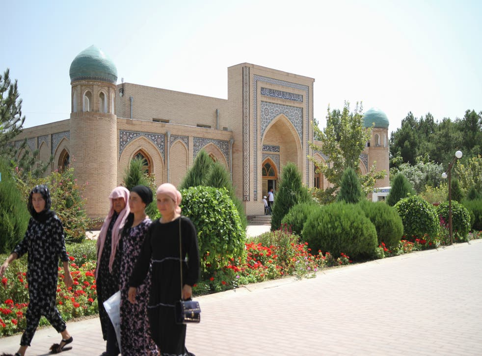 Uzbekistan Afghanistan Refugees