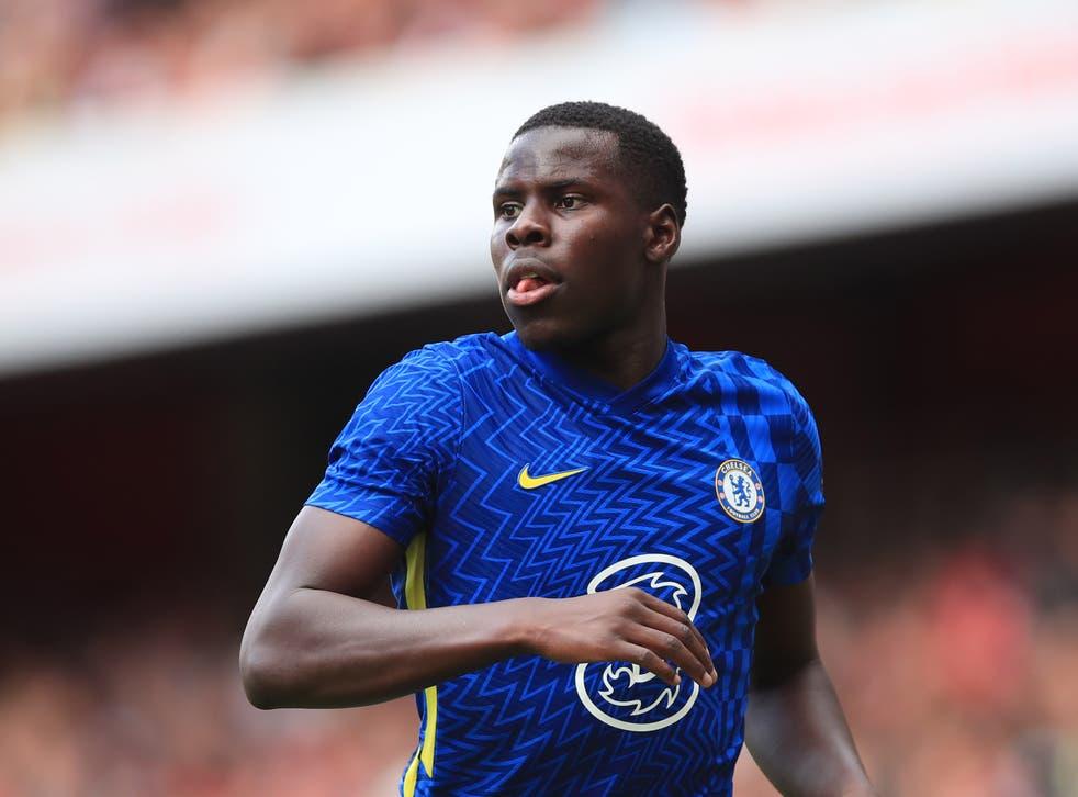 <p>Kurt Zouma of Chelsea is a target for Tottenham</p>