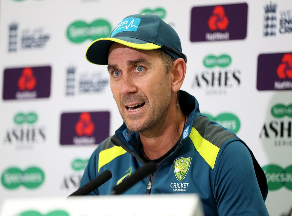 Under-fire Justin Langer has received the backing of Cricket Australia (Bradley Collyer/PA).