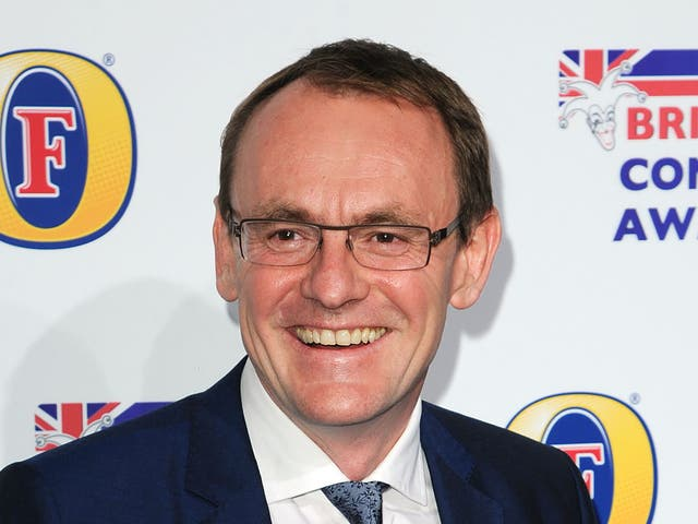 <p>Comedian Sean Lock, who has died at the age of 58</p>