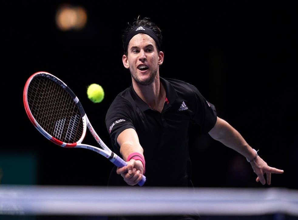 Dominic Thiem will not defend his US Open title (John Walton/PA).