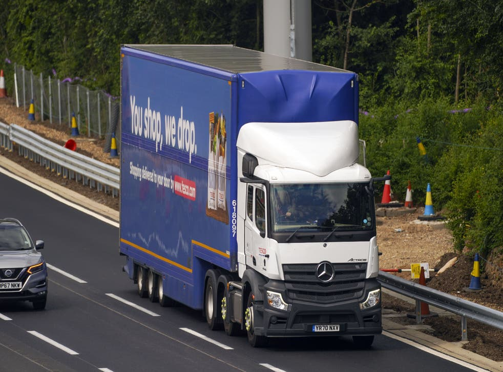 <p>An HGV driver shortage is hitting deliveries across the UK, leading to some businesses paying bonuses</p>