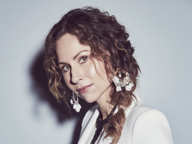 <p>Minnie Driver: 'Women, as usual, have had to work harder to get to where their male counterparts got, but they're there'</p>