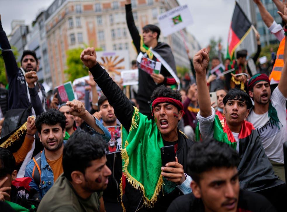Belgium EU Afghanistan