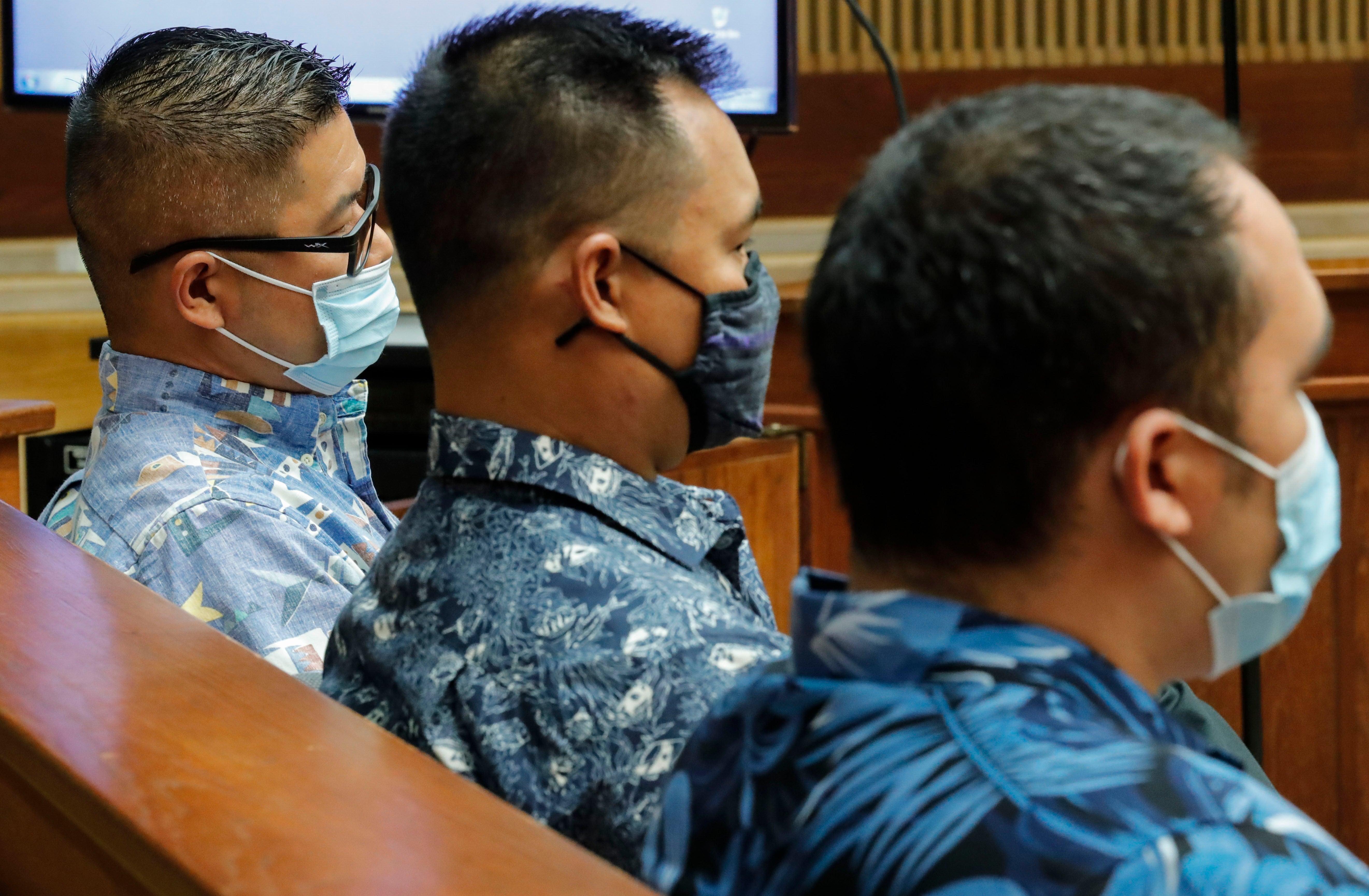 Police Shooting-Hawaii Teen Killed