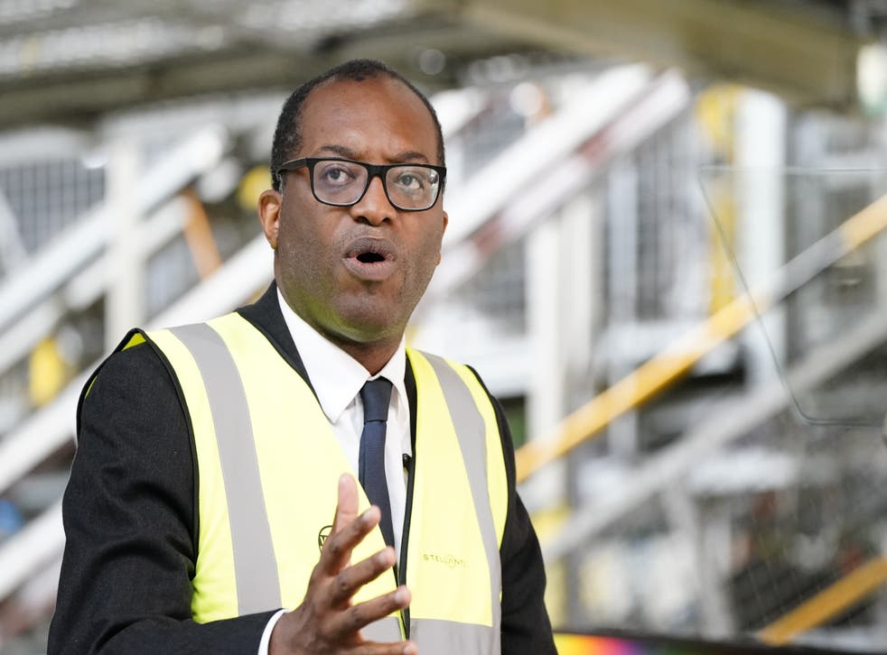 <p>Business secretary Kwasi Kwarteng held urgent talks with the energy industry on Saturday </p>