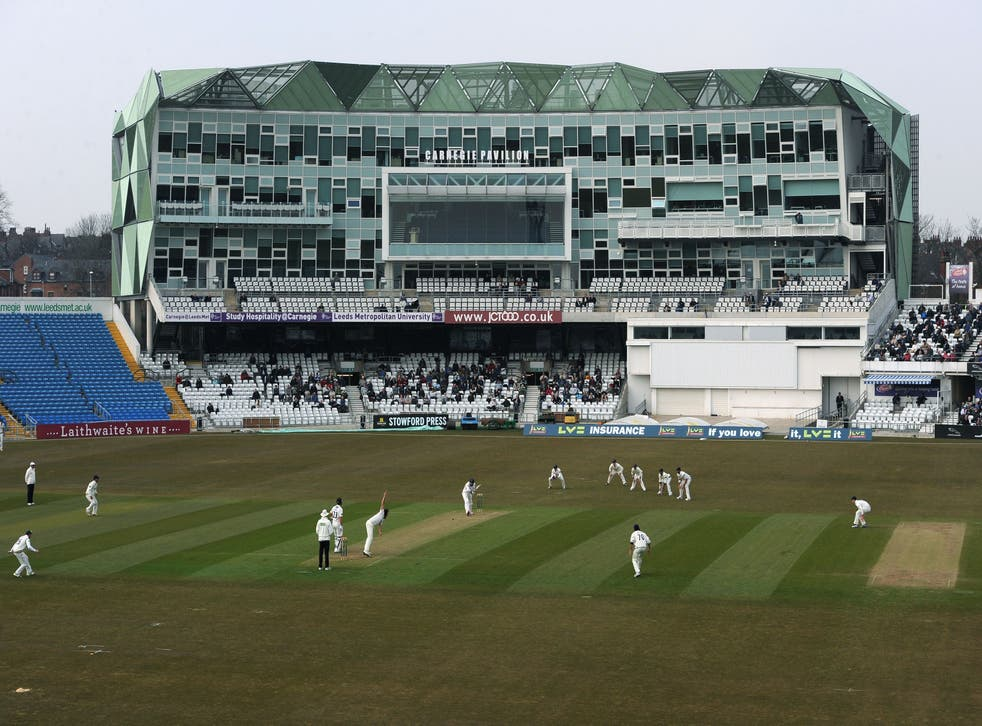 Yorkshire County Cricket Club have apologised (Anna Gowthorpe/PA)