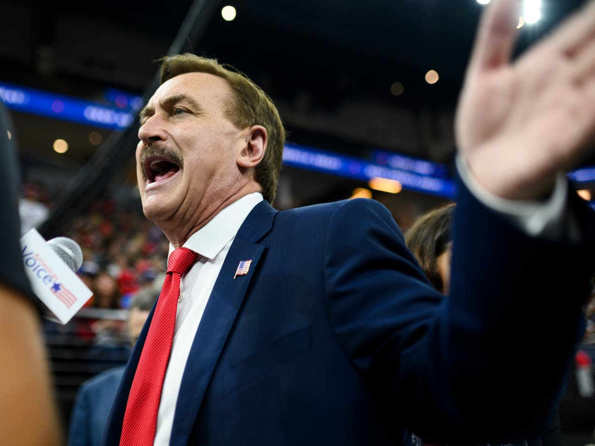 'That did not happen': Alabama's GOP secretary of state pours cold water on MyPillow guy's voter fraud claims