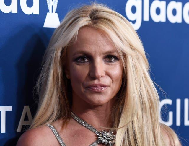 <p>Britney Spears in 2018 </p>